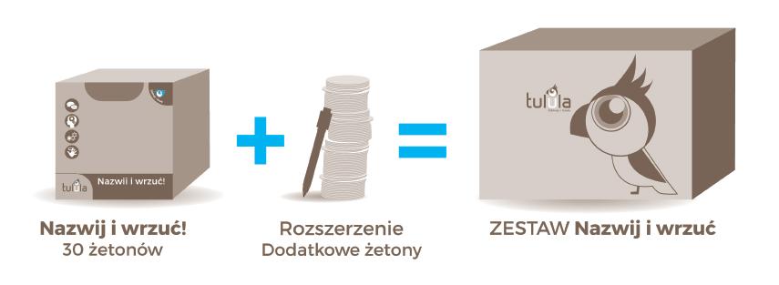 Tulula Zestaw
